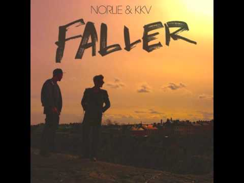 Norlie & KKV - Faller (LYRICS)