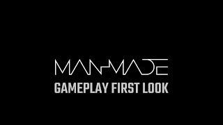 ManMade PC Early WIP Detective Gameplay Concept Demo  | Kickstarter
