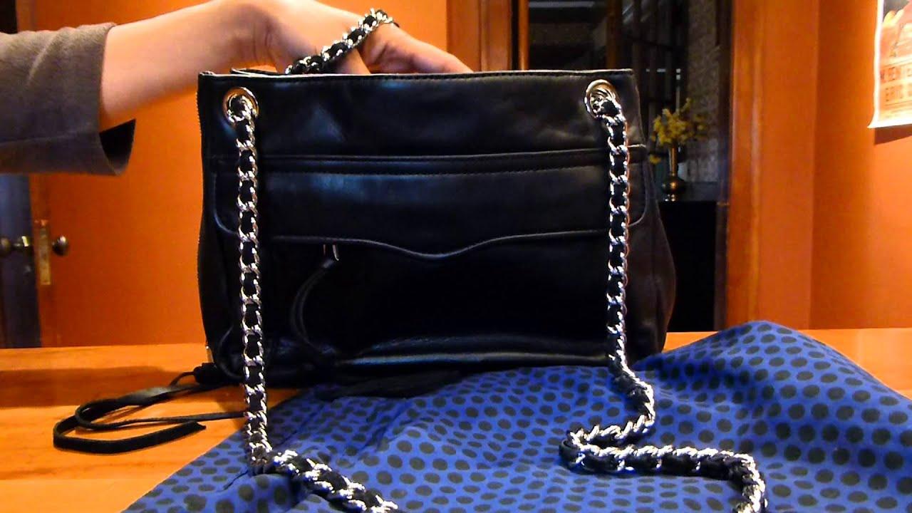 Rebecca Minkoff Swing Bag - YouTube 8bc8c700b0e53