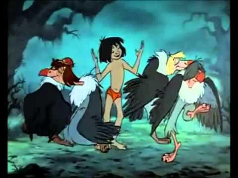"""il-libro-della-giungla:-""""-siamo-amici-tuoi-""""-[cartoonmania]"""