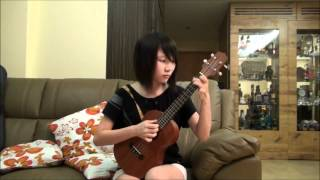 (Sungha Jung) Count on me ukulele
