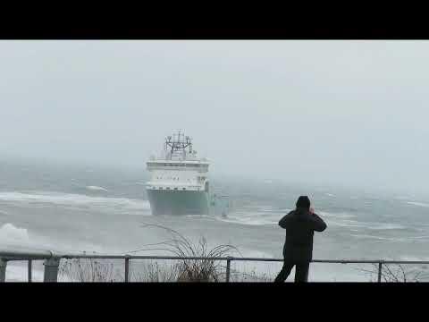HAVILA COMMANDER, Aberdeen Harbour 15/03/18