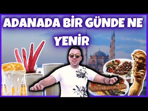 Türkiye'de Böyle Lezzet Turu Yapılmadı!!! Adana'da 1 Günde Ne Yenir?