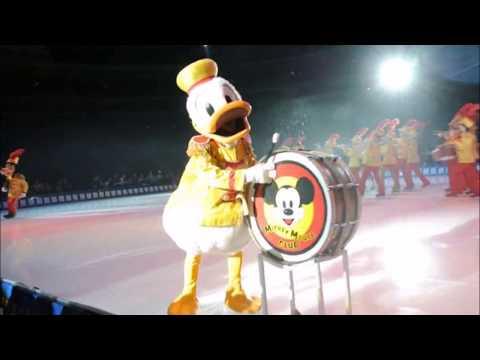Disney On Ice : Celebrates 100 Years of Magic [FULL VIDEO 1/2]