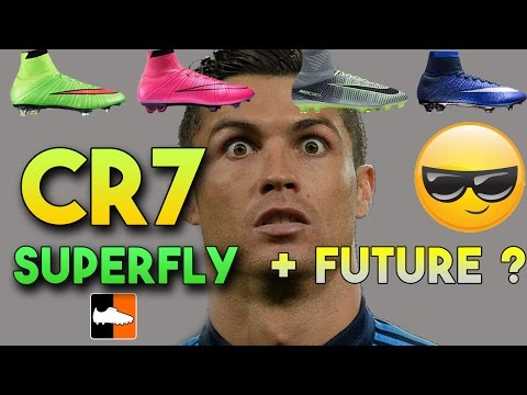What CR7 Superfly Has Ronaldo Worn? Cristiano's Nike Mercurial