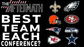 Who is the Top Team in Each Conference?