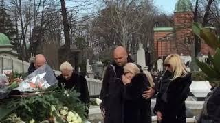Šaulići na Šabanovom grobu, jutro posle sahrane - 23.02.2019.