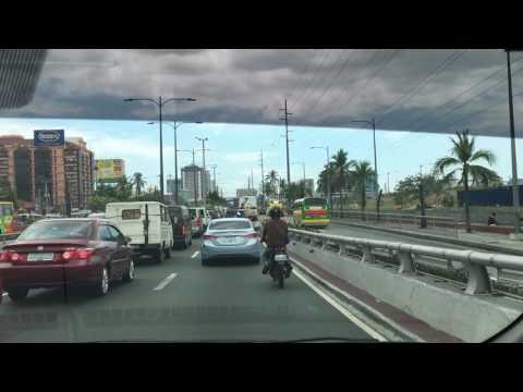 Driving thru Metro Manila  Part 3