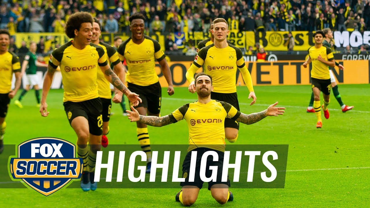 Wolfsburg Bvb Highlights