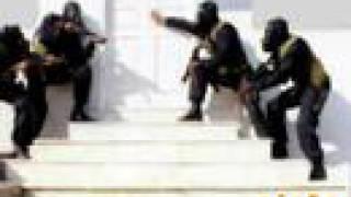 The elite SSG commando force of Pakistan