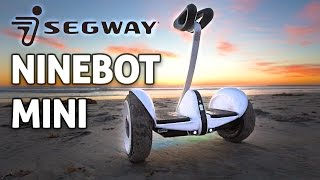 Ninebot Mini, Self Balancing Hands-free Segway,