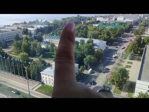 """Ульяновск / Гостиница """"Венец"""" / Обзор номера в гостинице!!!!!"""