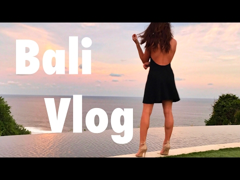 Cockroaches, Getting Lost in Bali, and The Best Sunset Ever! | daily VLOGS with Nia