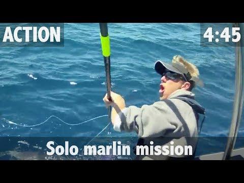 MATT WATSON - SOLO MARLIN MISSION!