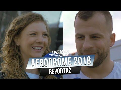 Trávit festival s drahou polovičkou? LENNY a MARPO mají jasno!   AERODROME FESTIVAL 2018 