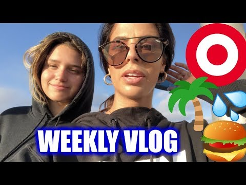 ERYN IS BACK ...so we went to Target | WEEKLY VLOG | LAURA LEE thumbnail