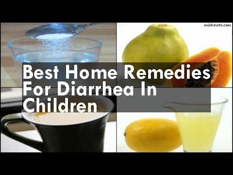 Best Home Reme For Diarrhea In Children