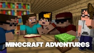 "Minecraft Adventures Episode 1 ""The Beginning"" (Animation)"