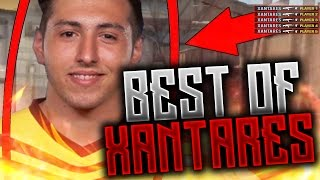CS:GO - BEST OF XANTARES (INSANE ACE's, SPRAYDOWNS, VAC SHOTS & MORE)