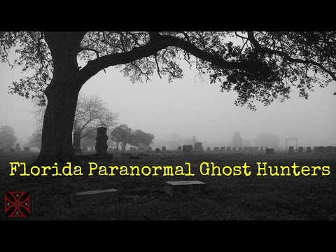 Trailer- Florida Paranormal Ghost Hunters Documentry |