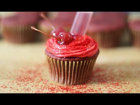 Kinky Cupcakes Inspired by 'Kinky Boots' on Broadway
