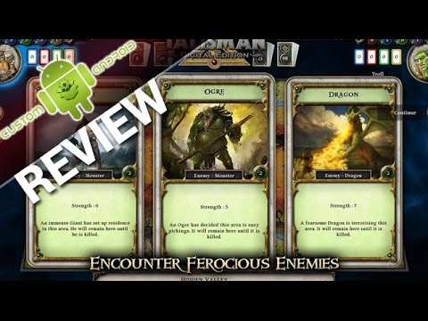 Talisman Android Gameplay And Review