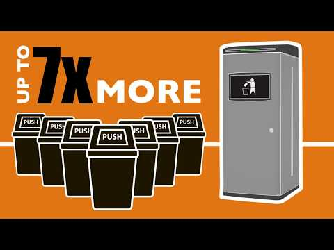 Smart Waste Bins for Public Spaces