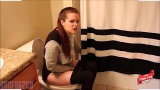Top 5 Funniest TOILET PRANKS ON YOUTUBE! Tacks On Toilet, Super Glue Prank & More