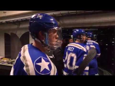 AIr Force Hockey 2016-17  Season Highlights