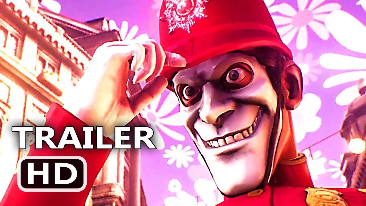 PS4 - We Happy Few New Trailer (2018)