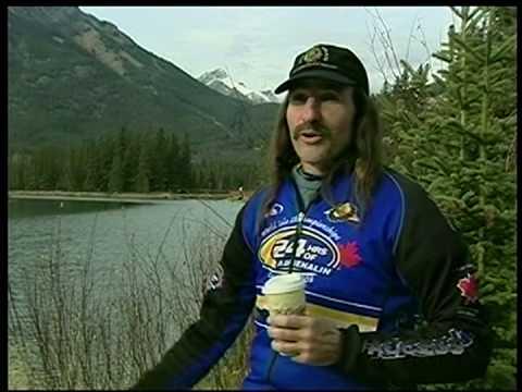 Crazy Larry on TV Alberta PrimeTime TV