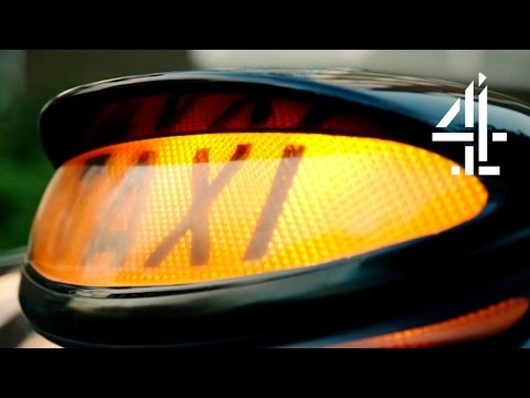 The Knowledge: The World's Toughest Taxi Test   Wednesday 12 April 9pm