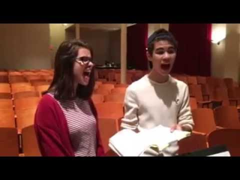 IStage - The Little Mermaid (Sweet Child in Rehearsal)