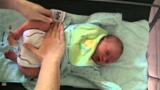 How to adjust newborn and normal setting to prevent leaks.avi