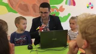 Занятие со старшей группой по Lego робототехнике Орел   Детский сад Ялта