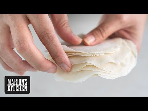 How To Make Dumpling Wrappers - Marion's Kitchen