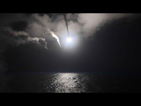 Download Trump orders military strike against Syria
