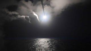Trump orders military strike against Syria