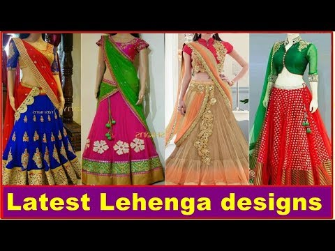 Lehenga designs for wedding - Parties - Festivals   Photos   images   Pictures   2018   Our Glamour