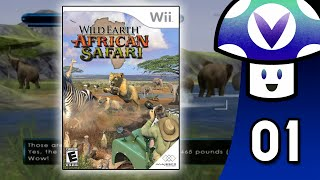 [VineClassics] Vinny - Wild Earth: African Safari [Shitty Animals] (part 1)