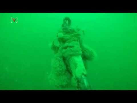 German WWI submarine found with 23 bodies inside