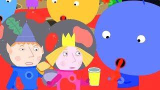 Ben und Hollys Kleines Königreich Deutsch 🌙 Gelee-Flut auf dem Mond 🌙  Cartoons für Kinder