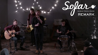 "REMARK performing ""Wild Run"" at Sofar Moscow on March 15th, 2017 Cl..."