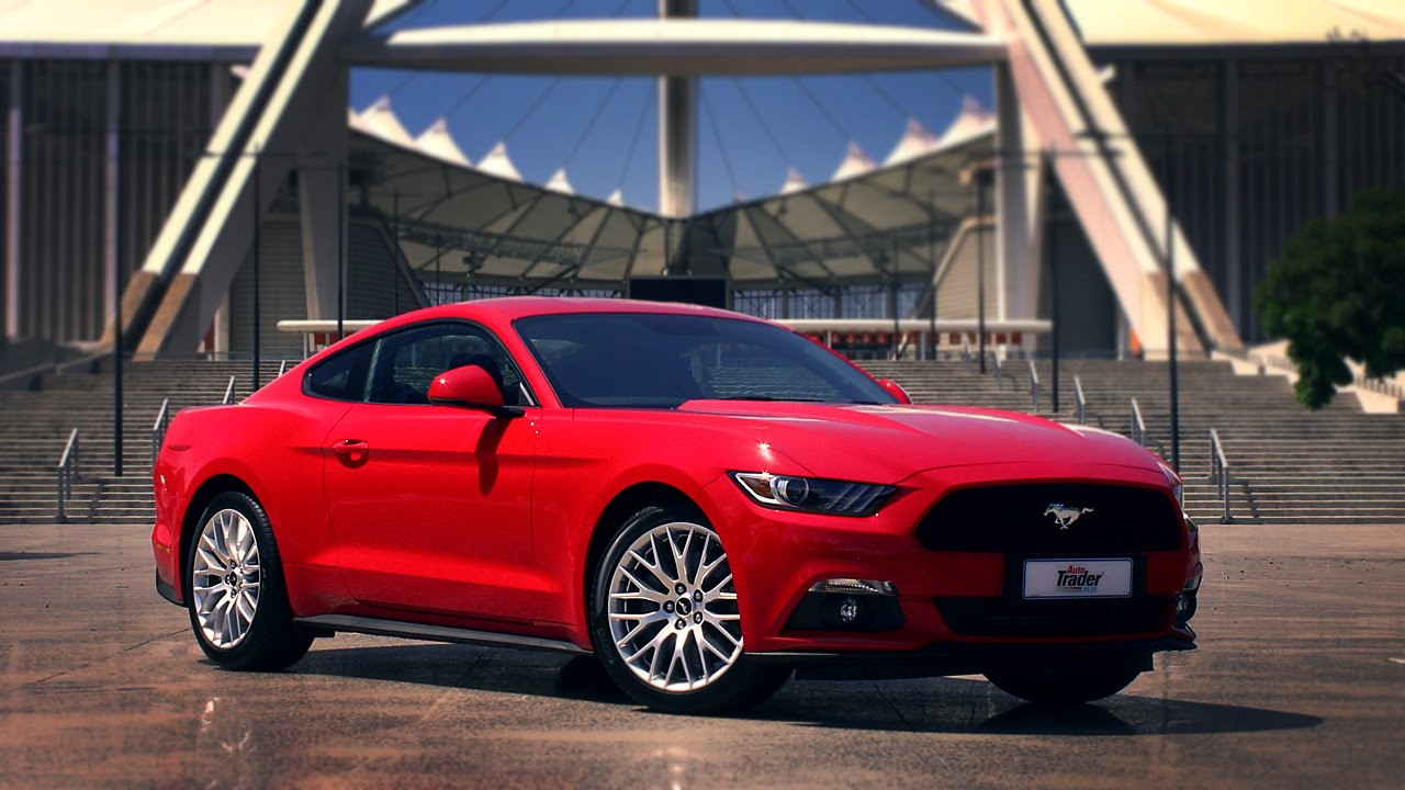Autotrader south africa drives the all new ford mustang