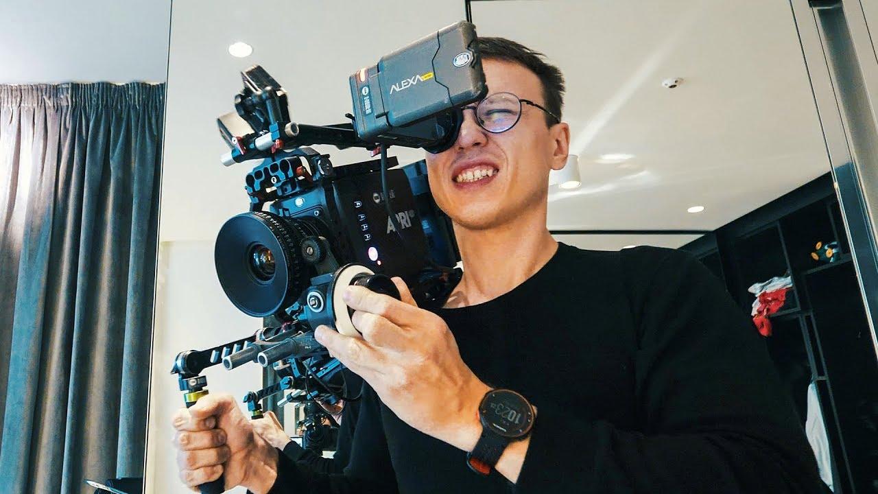 Kamera za 200.000 zł kontra kamera za 2.000 zł