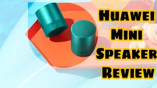 Huawei Mini Speaker & FreeLace earphone | Product overview | Coming soon Unboxing Video.