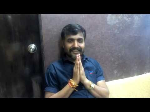 Writer Director Santosh Mishra talking to bhojpuri audience about Mokama 0 KM