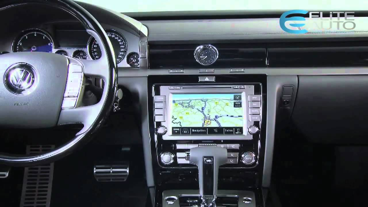 essai volkswagen phaeton 3 0 v6 tdi 240ch youtube. Black Bedroom Furniture Sets. Home Design Ideas