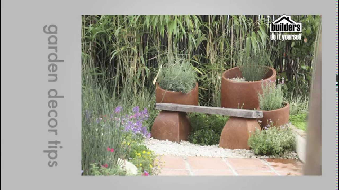 Builders DIY: Designing your Garden - Design Principles ...