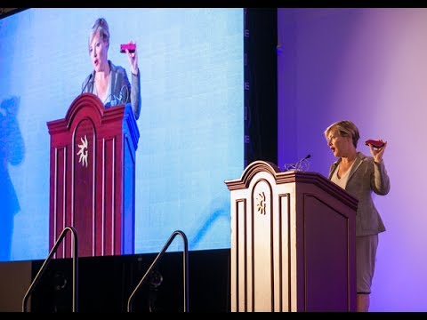 Keynote by Gillian Tett, Managing Editor at Financial Times